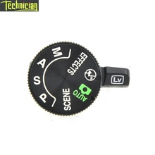 D5500 Top Cover Mode Dial Button Camera Repair Parts For Nikon