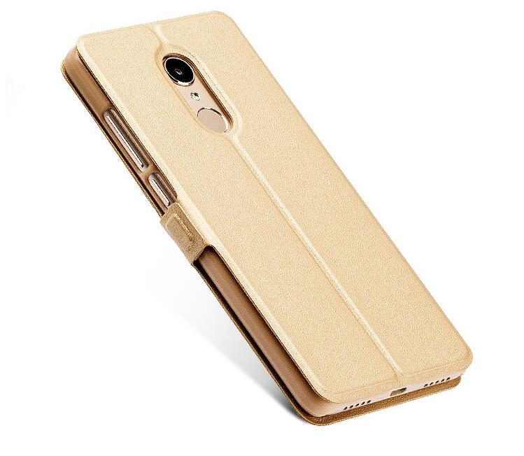 Image 5 - Xiaomi Redmi 5 Plus Case window Flip Cover Shockpoof xiaomi redmi 5 Plus Case Luxury Original size transparent for smart Phone-in Flip Cases from Cellphones & Telecommunications