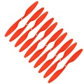 1045 Реквизит orange 10x45 Cw Против Часовой Стрелки Винт для Multicopter Quadcopter Fpv