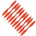 1045 apoyos de orange 10x45 cw ccw del propulsor por multicopter de quadcopter fpv