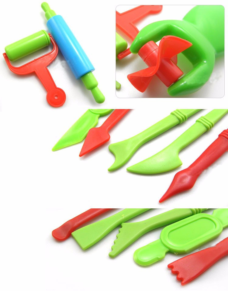 23pcslot-Play-Dough-Tool-Playdough-Polymer-Clay-Plasticine-Mold-slime-Tools-Set-Kit-For-Kids-Gift-1