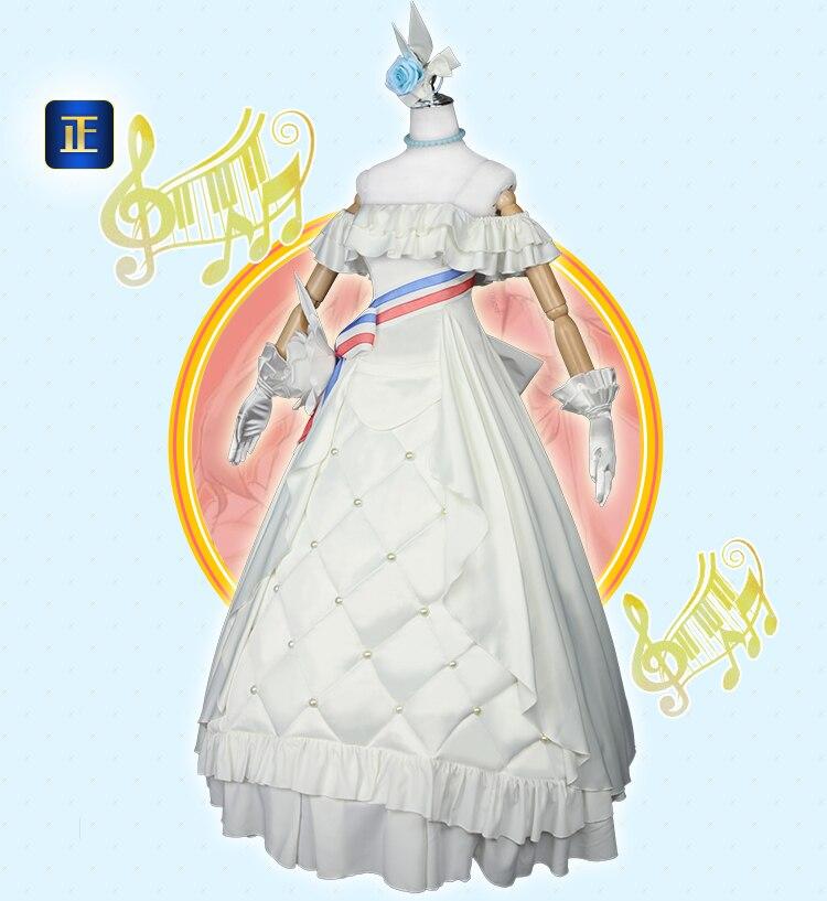 Marie Antoinette FGO Cosplay Costume  Musical symphony Marie Antoinette cosplay costume dress female 22
