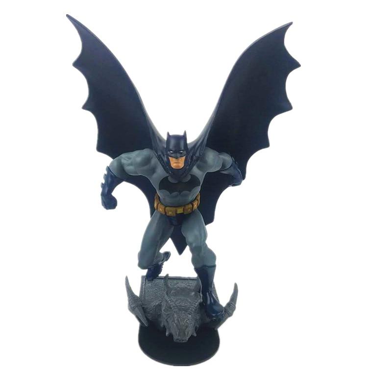 DC Comics Superhero Batman The Dark Knight Rises Action Figure Wing Out Ver. Toy 20cm gregg hurwitz batman the dark knight vol 4 clay the new 52