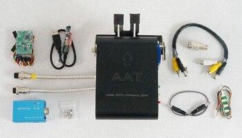 MYFLYDREAM AAT automático de antena rastreador V5.0 por mucho tiempo gama FPV 12 canales MFD la innovación el original mejor automática UAV