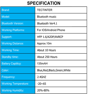 Image 5 - Bluetooth AUX 3.5mm Jack Bluetooth alıcısı Handsfree çağrı Bluetooth adaptörü araba verici oto müzik alıcısı