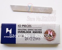 1 piece High quality 202295 STRONG H Lower Knife  for PEGASUS Overlock Industrial sewing machine