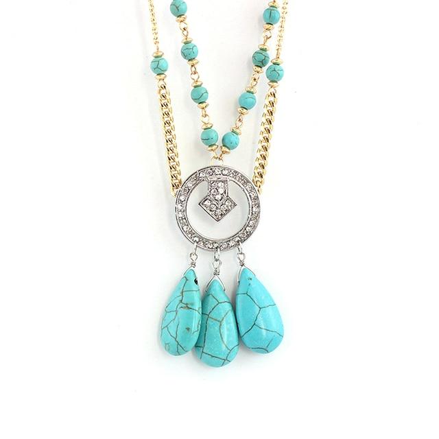 Chicvie богемные винтажные ожерелья с кисточками монета многослойное