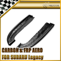 Car-styling For Subar Legacy 2009 BP5-D~F DAMD Real Carbon Fiber Rear Apron