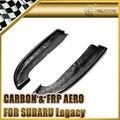 Carro-styling Para Subar Legacy 2009 BP5-D ~ F DAMD Real da Fibra do Carbono Spoiler Traseiro