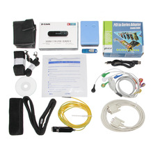 CONTEC CONTEC8000S беспроводной упражнения беспроводной аппарат для ЭКГ Анализ системы машина ПК программного обеспечения EMS Бесплатная доставка