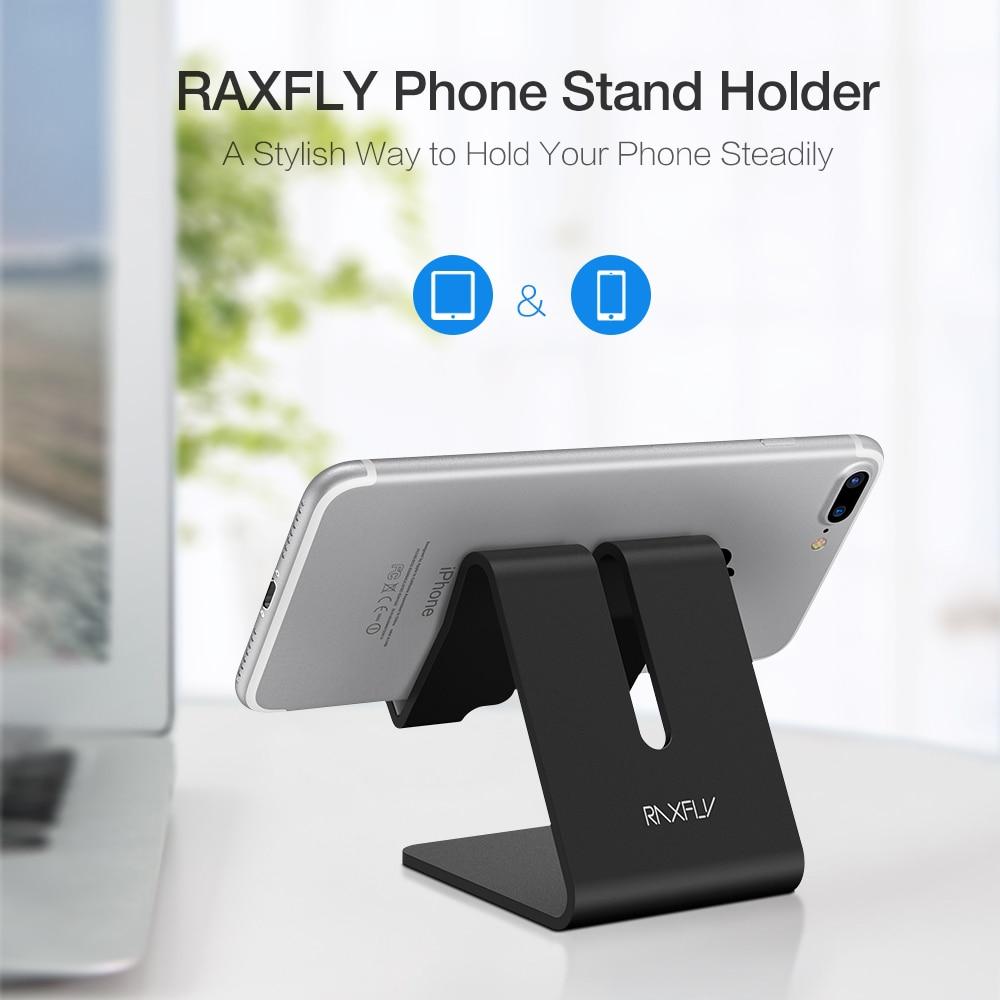 Βάση τηλεφώνου RAXFLY για το iPhone X 8 8 Plus iPad - Ανταλλακτικά και αξεσουάρ κινητών τηλεφώνων - Φωτογραφία 5