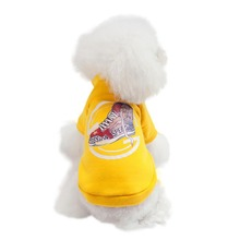 Classic Dog Clothes Warm Puppy Outfit Pet Jacket Coat Winter Soft Sweater Clothing For Small Dogs Chihuahua
