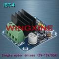 Бесплатная доставка, 4 шт./лот Бренд, IBT-4 50A h-мост мощный Водитель Мотора модуль/smart car