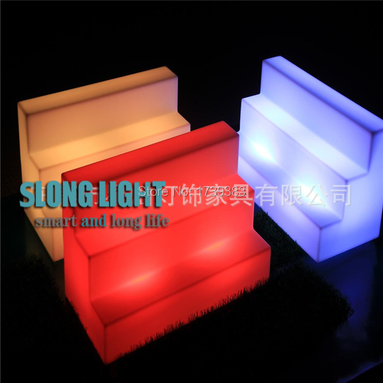 US $169 99 |Free Shipping Slong Light Colorful 3 Tiered LED Light Liquor  Shelf Displays Remote control,Waterproof Lighted up bottle displays-in