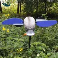 Brazil Hunting Wholesale Russian Outdoor Hunting Decoys Dc 6V Remote Control Drake With Magnet Spinning Wings From Xilei