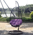 2017 Hot sale SG-TB-012 Rattan garden swing chair