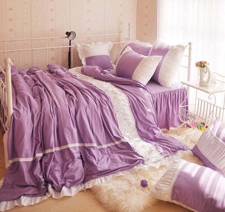 popular purple bedspreads buy cheap purple bedspreads lots from china purple bedspreads. Black Bedroom Furniture Sets. Home Design Ideas