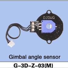 Free Shipping Original Walkera G-3D FPV Gimbal Spare Parts G-3D-Z-03(M) Gimbal A