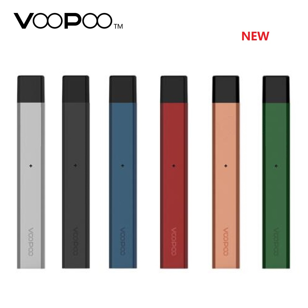 Newest VOOPOO Alpha Zip Pod Kit With 250mAh Battery & 1ml Pod & 1.8ohm Coil Super Lightweight Pod System Vs Drag Nano