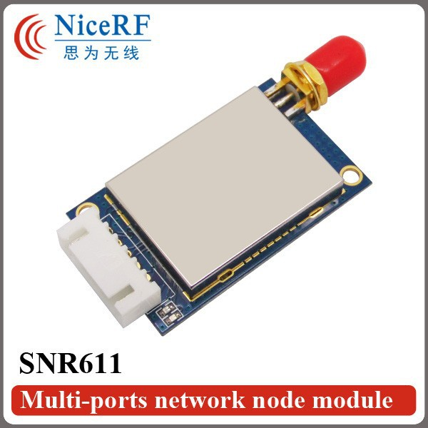 SNR611-Multi-ports network node module