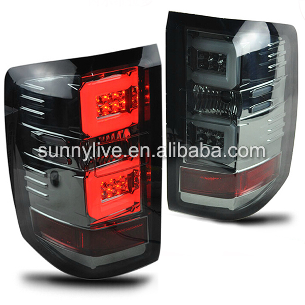 2014 up year for chevrolet silverado led tail lamp led. Black Bedroom Furniture Sets. Home Design Ideas