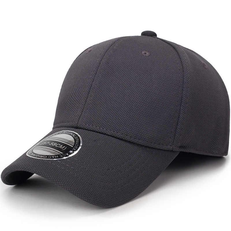 f82c45cb4f399 ... High Quality Baseball Cap Men Snapback Hats Caps Men Flexfit Fitted  Closed Full Cap Women Gorras ...