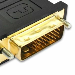 Image 5 - Ale, aby hdmi dla kobiety do DVI kabel konwertera DVI 24 + 1 na adapter hdmi dla Monitor projektor hdtv
