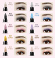 BIOAQUA High Light Eye Shadow Pen Lying Silkworm Pen Automatically Rotate Luminous Eye Stick 10 colors