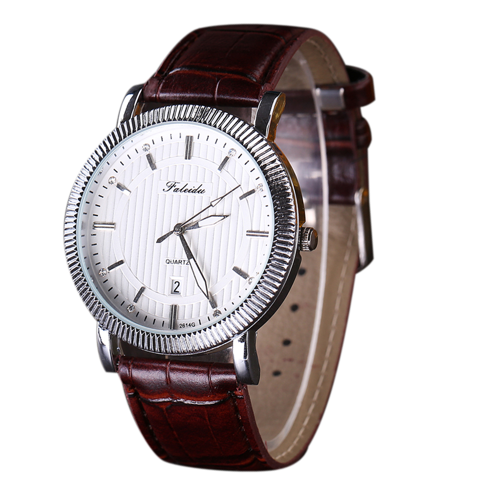 strap gents cole kenneth watch leather image mens from watches maroon brown faith