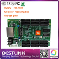 RGB LED video controller card led receiving card hd-r501 huidu control card 192*256 pixel for outdoor P10 P16 P20 led display