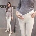 O Envio gratuito de Nova Chegada Roupas De Maternidade Mulher Prgnant ForLeggings Gravida Calças Cinco Tamanho Disponível Com Três Cores