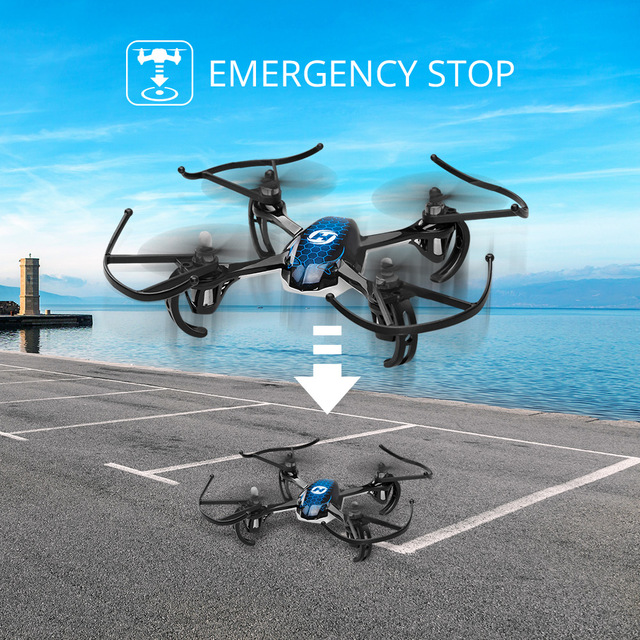 Mini Drone Helicopter Mode 2.4Ghz 6 Axis Gyro