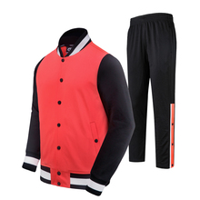 SANHENG Mens Basketball Jersey Competition Uniforms Suits Full Button Pants Sports Clothes Sets Custom Jerseys 613AB