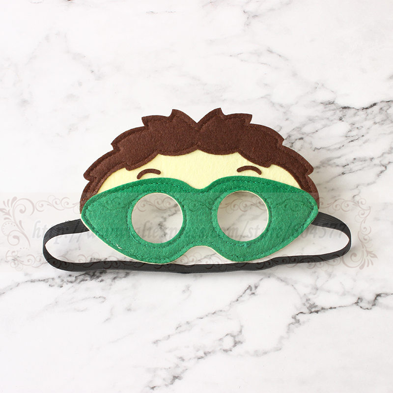 Boys Costumes Masks Girls birthday party favor decorations halloween costume Dress Up Play