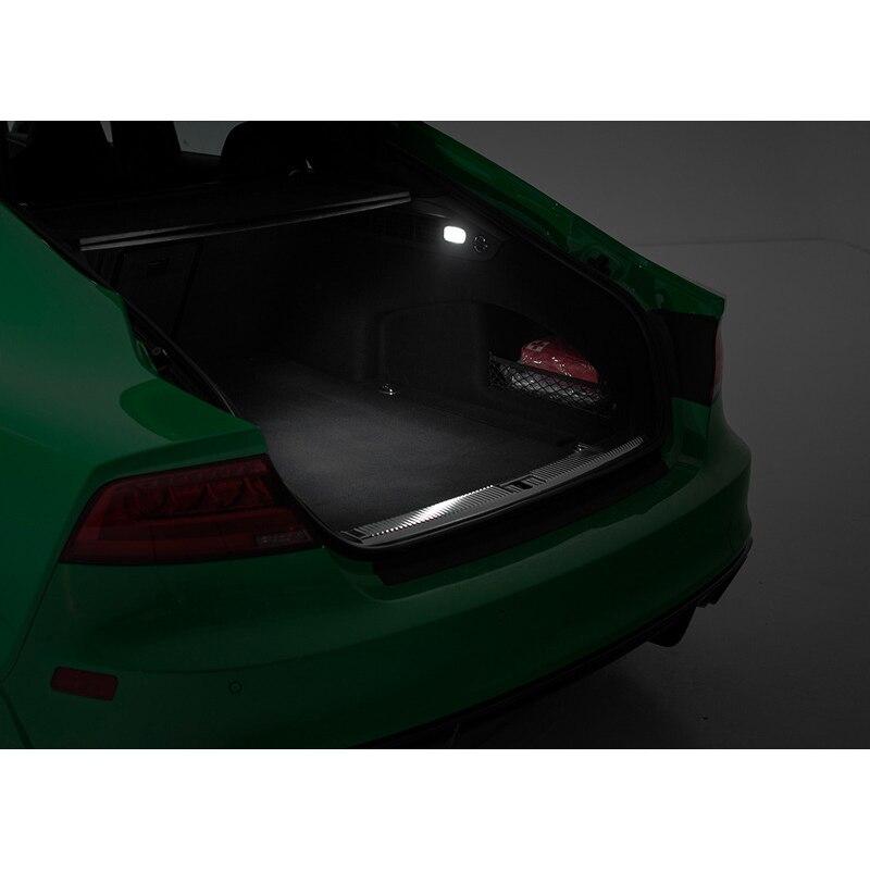XIEYOU 13 ədəd LED Canbus Daxili işıqlar dəsti A7 S7 RS7 C7 - Avtomobil işıqları - Fotoqrafiya 5