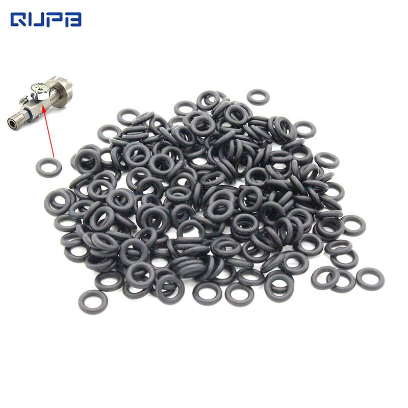 300Bar Din Air Fill Station Stem O Ring Buna Black 4.5x1.8 50pcs/100pcs Pack Free Shipping ORB001