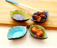 Leaves Shaped Small Ceramic Dishes