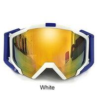 SGS12 CE Approved Ski Sunglasses Professional Ski Goggles Anti Fog Ski Goggles Polaroid Spherical Lenses Snowboarding