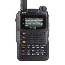 Walkie Talkie FT1XDR Dual-Band 140-174/420-470 MHz FM Ham Two way Radio Transceiver for yaesu ft1xdr walkie talkie