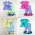 Ropa Mujer Nuevo Diseño de Primavera y Verano Del Bebé Legging Conjuntos, Pantalones de la colmena del Conjunto, niñas Trajes de La Ropa de La Colmena Niños Pant