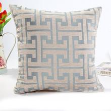 Taotown bestsellery kreatywny plac Nylon bawełniana poszewka na poduszkę poszewka na poduszkę poszewka na poduszkę na zamek zamknięcie 45cm * 45cm tanie tanio CN (pochodzenie) PRINTED Bez wzorków wyszywana 100 bawełna Pillow case Do hotelu SZPITAL 300tc Plaid NIETOKSYCZNE Ekologiczne