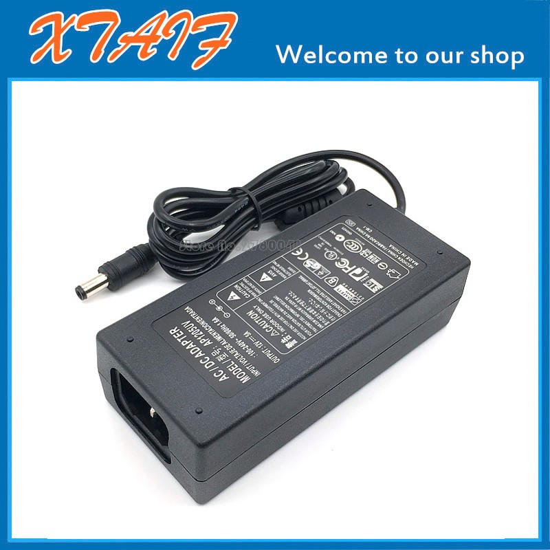 Dc Adapter Converter Power Supply Charger For Led Strip Light 5050 3528 Eu/us Plug Good Taste Ac/dc Adapters Competent Ac 100-240v To Dc 12v 5a 60w Ac