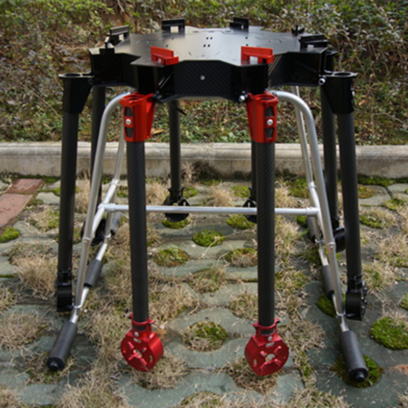 8 Axis 10KG 10L Agricultural Spraying unmanned RC drone empty carbon fiber frame Mist Agriculture Machine UAV frame unmanned
