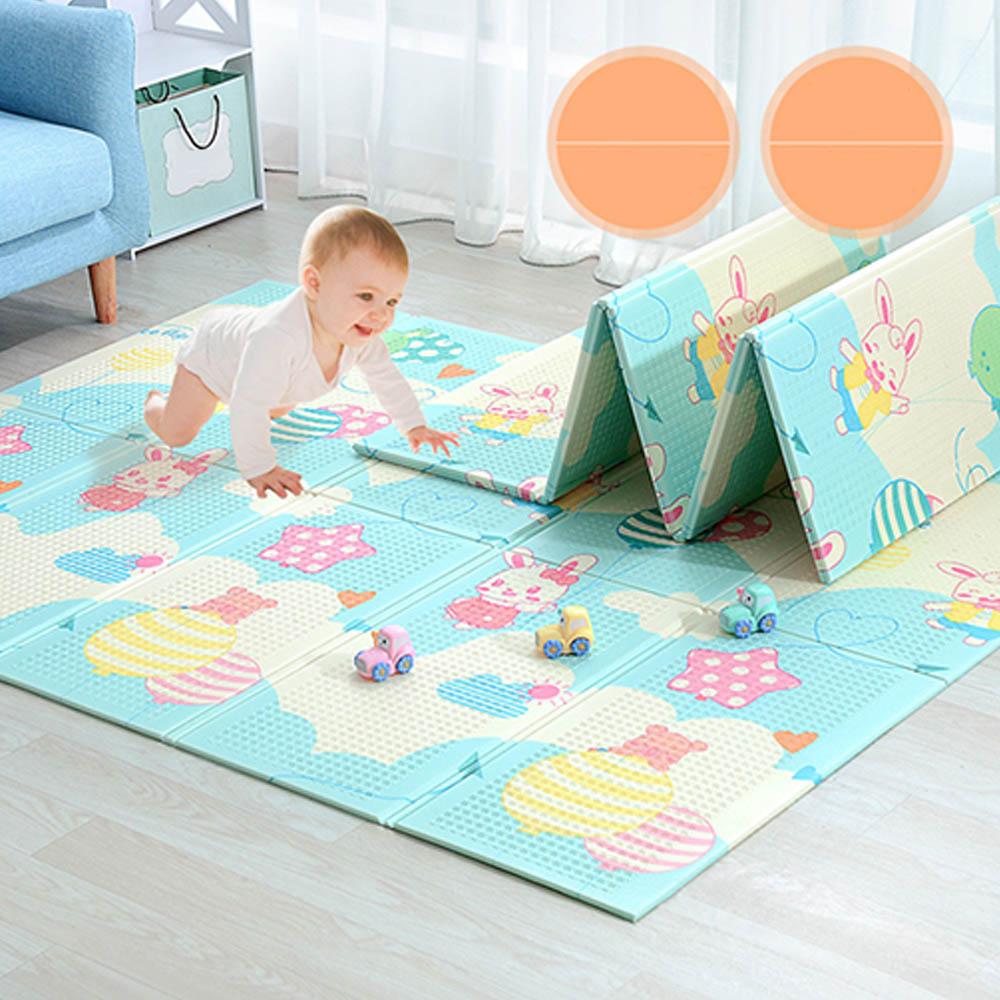 197*148 CM enfants jeu Pad pliant bébé jouer Puzzle tapis épaissi bébé chambre ramper Pad bébé tapis développement tapis