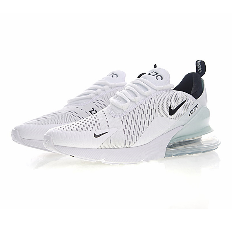 26461d3cf822 100 Authentic Mens Running Shoes Nike Air Max 270 White 2018