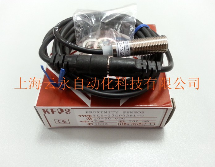 ФОТО NEW  ORIGINAL TLX-12GP02E1-C   Taiwan kai fang KFPS twice from proximity switch