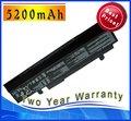 5200 mAh de la batería para Asus Eee PC 1001HA Eee PC 1005 Eee PC 1101 Netbook AL31-1005 AL32-1005 PL32-1005