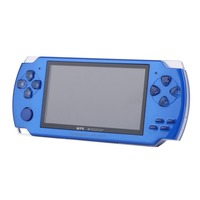 4.3 Inch 8G Memory Video Handheld Game Player MP4/MP5 Music Game Console Support TFT Video Recording FM Radio For A Great Gift