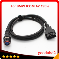 For BMW ICOM A2 ICOM A2+B+C Diagnostic Interface Main Cable 16pin to 19pin Car Connector Cable A2 Testing connect car Cable
