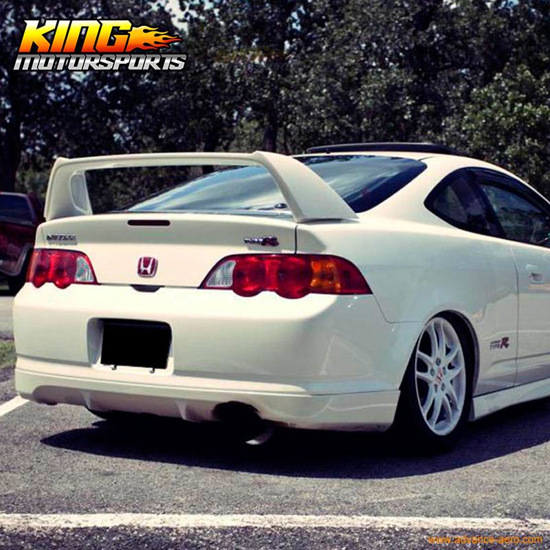 Acura Type R >> For 02 06 Acura Rsx Dc5 Type R Tr Style Rear Trunk Spoiler Unpainted